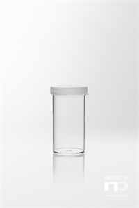 Cell counter vial PS  15 ml