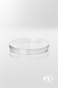 Petri dish PS 92x16 mm / with 3 vents, Sterile