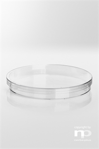 Petri dish PS  140x20 mm / with 3 vents, Sterile